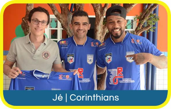 JÉ | CORINTHIANS