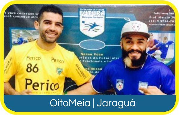OITO MEIA | JARAGUÁ