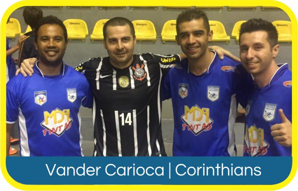 VANDER CARIOCA | CORINTHIANS